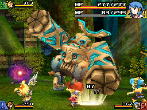 "Enix announced ""Final Fantasy Crystal Chronicles: Echoes of Time"","